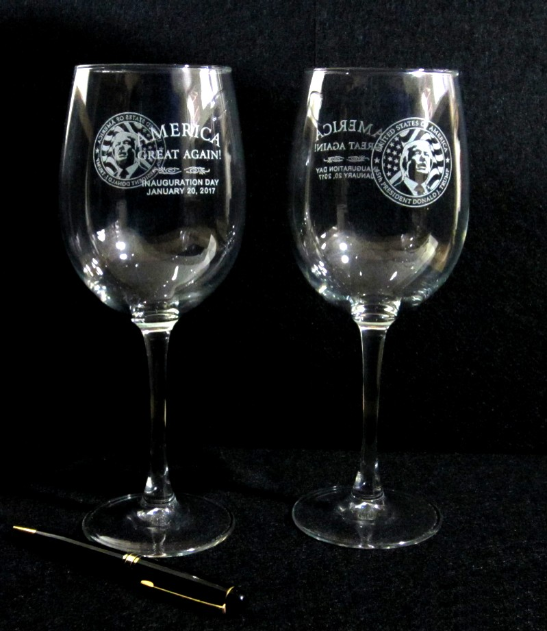 Commemorative Glasses